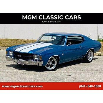 1972 Chevrolet Chevelle for sale 101579933