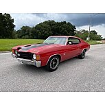 1972 Chevrolet Chevelle for sale 101601541