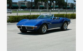 1972 Chevrolet Corvette for sale 100870197