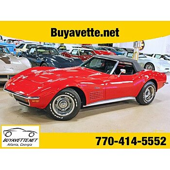 1972 Chevrolet Corvette for sale 100903507