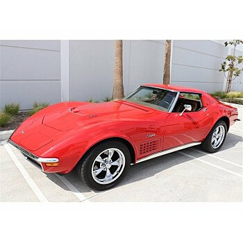 1972 Chevrolet Corvette for sale 100990447