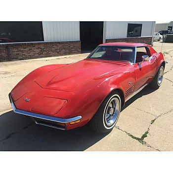 1972 Chevrolet Corvette for sale 101006349