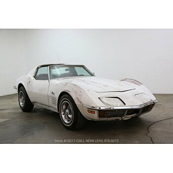1972 Chevrolet Corvette for sale 101046134