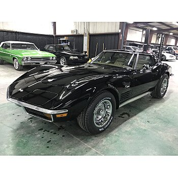 1972 Chevrolet Corvette for sale 101081796