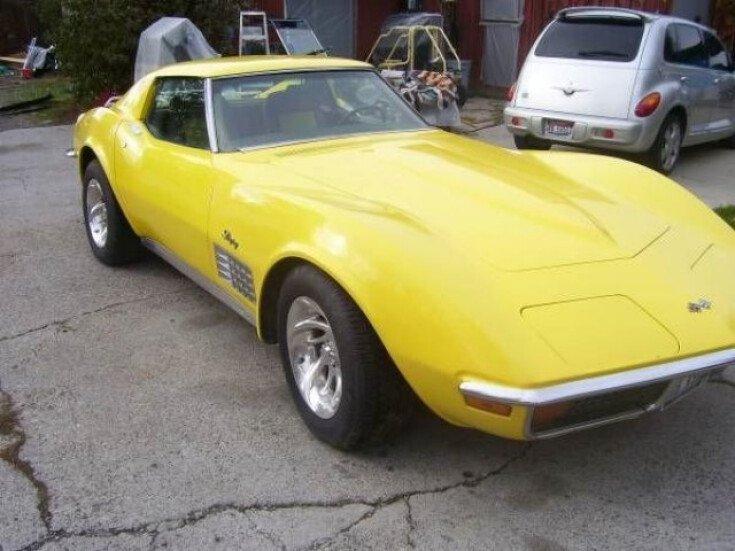 1972 Chevrolet Corvette for sale 100826627