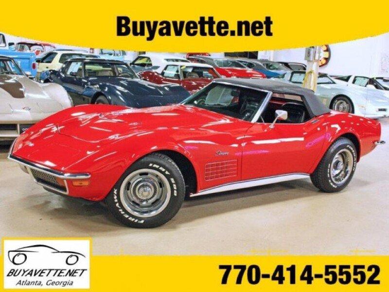 Chevrolet Corvette Classics For Sale Classics On Autotrader