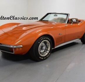 1972 Chevrolet Corvette for sale 100942707