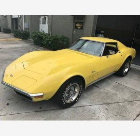 1972 Chevrolet Corvette for sale 101004476