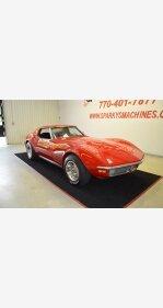 1972 Chevrolet Corvette for sale 101006076