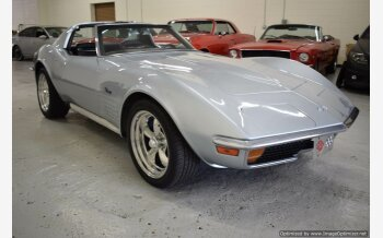 1972 Chevrolet Corvette for sale 101034321