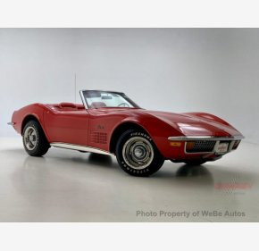 1972 Chevrolet Corvette for sale 101069202