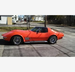 1972 Chevrolet Corvette for sale 101077788