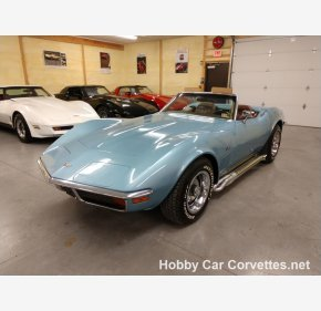 1972 Chevrolet Corvette Classics for Sale - Classics on