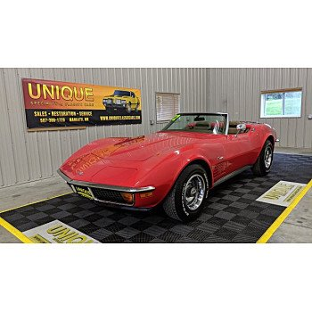 1972 Chevrolet Corvette for sale 101123082