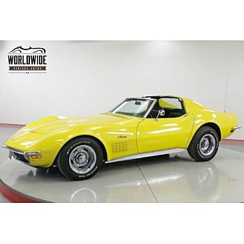 1972 Chevrolet Corvette for sale 101128794