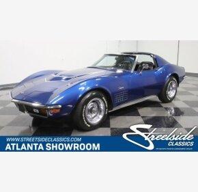 1972 Chevrolet Corvette for sale 101144676