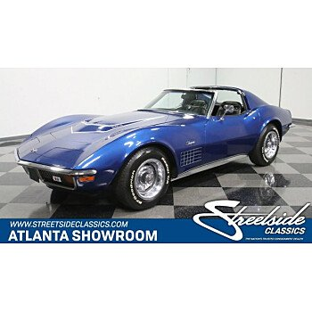 1972 Chevrolet Corvette for sale 101144676