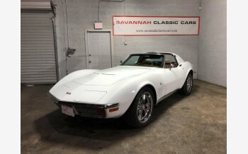 1972 Chevrolet Corvette for sale 101151926