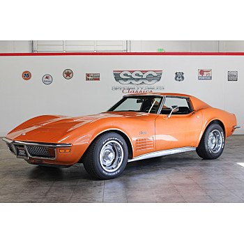 1972 Chevrolet Corvette for sale 101166635