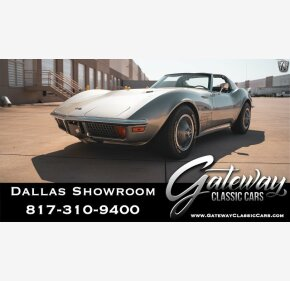 1972 Chevrolet Corvette for sale 101172523