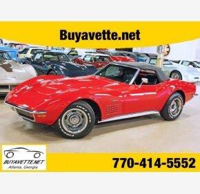 1972 Chevrolet Corvette for sale 101193852