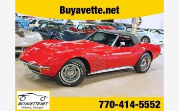 1972 Chevrolet Corvette for sale 101193852