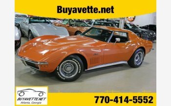 1972 Chevrolet Corvette for sale 101193856