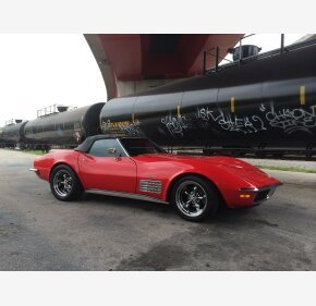 1972 Chevrolet Corvette Convertible for sale 101269552