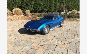 1972 Chevrolet Corvette Coupe for sale 101271807