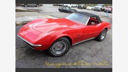 1972 Chevrolet Corvette for sale 101316465