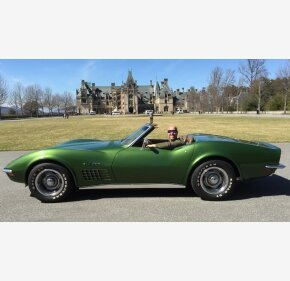 1972 Chevrolet Corvette Convertible for sale 101329278