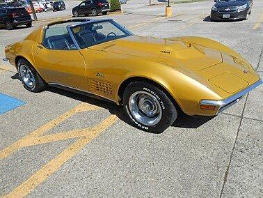 1972 Chevrolet Corvette for sale 101329549