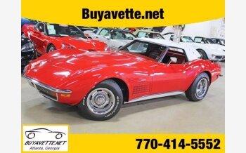 1972 Chevrolet Corvette for sale 101329583