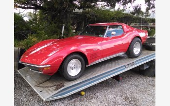 1972 Chevrolet Corvette for sale 101330309