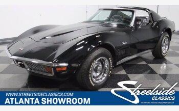 1972 Chevrolet Corvette for sale 101341893