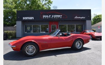 1972 Chevrolet Corvette for sale 101344401