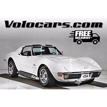 1972 Chevrolet Corvette for sale 101350322
