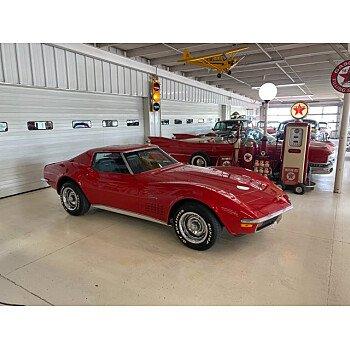 1972 Chevrolet Corvette for sale 101389090
