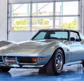 1972 Chevrolet Corvette for sale 101389593