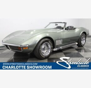 1972 Chevrolet Corvette Convertible for sale 101393763