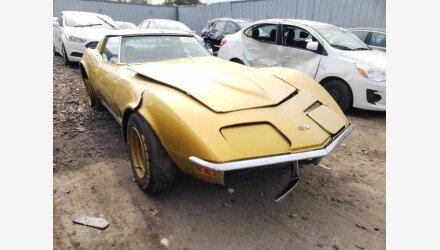 1972 Chevrolet Corvette for sale 101398468