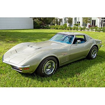 1972 Chevrolet Corvette for sale 101402953