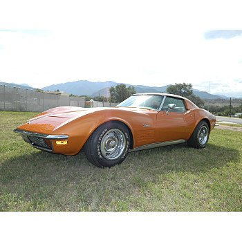 1972 Chevrolet Corvette for sale 101404914