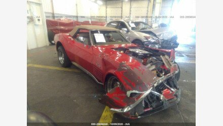 1972 Chevrolet Corvette for sale 101408792