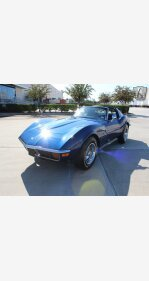 1972 Chevrolet Corvette for sale 101414801