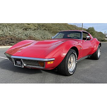 1972 Chevrolet Corvette for sale 101446062