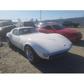 1972 Chevrolet Corvette for sale 101470328