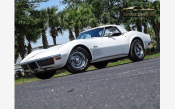 1972 Chevrolet Corvette Stingray Convertible for sale 101502759