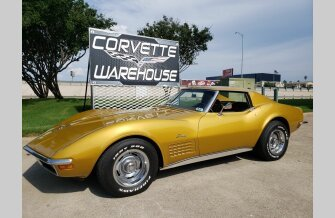 1972 Chevrolet Corvette Coupe for sale 101533968
