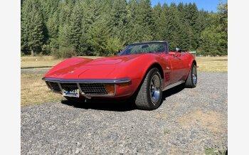 1972 Chevrolet Corvette Convertible for sale 101553967